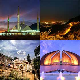 Tourist Places in Islamabad