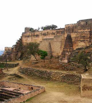 Ramkot Fort