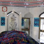 Interior of Khari Sharif Darbar