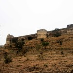 Ramkot Fort from outside