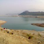 Khanpur Lake in Winter 2009