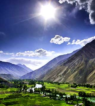 Phandar Valley
