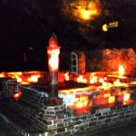 Saltstone Mosque of Khewra Salt Mine