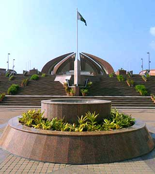 Pakistan Monument