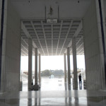 Exit of Shah Faisal Mosque